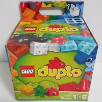 LEGO Duplo Creative Building Cube Blocks Set 10575 NEW - NO CANADIAN IMPORT FEES