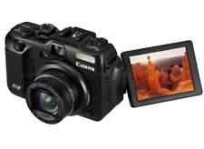 Canon PowerShot G12 Digital Camera - Black