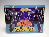 Soul Of Chogokin GX-44S Tetsujin 28 Vs Black Ox Robot BANDAI Action Figure