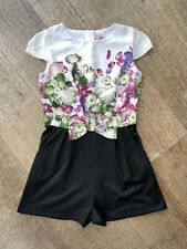 Ted Baker Girl Playsuit Age 13