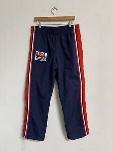 Mitchell & Ness Authentic Warm Up Pants Team USA 1992 Size XL