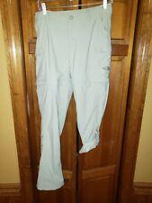 The North Face Womens Paramount 2.0 Convertible Pants Hiking Shorts Size 4 Short