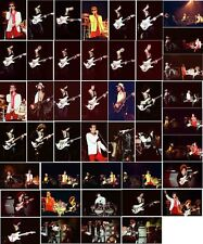 44 Rainbow colour concert photos - Monsters of Rock - Donington 1980