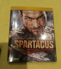 Spartacus: Blood and Sand - The Complete First Season (Blu-ray Disc, 2010, 4-Dis