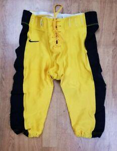 Iowa Hawkeyes Football Game Pants Authentic Team Issued Nike Sz. XL