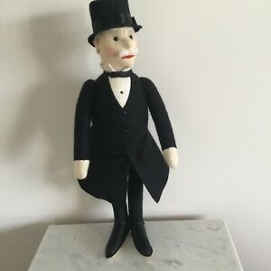 Vintage Steiff  Doll limited Edition of the 1914 Original