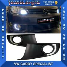 VW Caddy DRL Daytime Running Lights Kit 2010 - 2015 Brand New Superb Quality