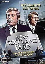 NEW SCOTLAND YARD - SERIES 1 - DVD  BRAND NEW SEALED FREEPOST