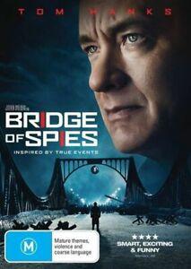 BRIDGE OF SPIES DVD - Thriller - TOM HANKS, MARK RYLANCE