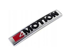 ✅ 4-MOTION 4MOTION Emblem 145x25MM CADDY MULTIVAN CRAFTER 2H6853675B Original