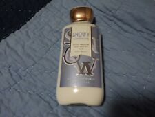 "BATH AND BODY WORKS ""SNOWY MORNING"" BODY LOTION   8 OZ.   - ""NEW SCENT"""