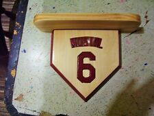 Bobble heads Red Sox Any player Personalized home plate shelf read add New Item
