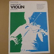 Violín canciones para mi violín Eleanor Murray,