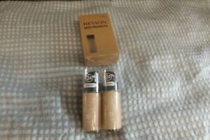 2x Revlon Colorstay Foundation for Combination/normal dry skin ivory 110