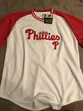 Stitches Philadelphia Phillies Jersey - 2XL - New