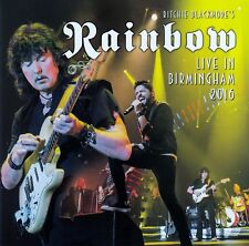 RITCHIE BLACKMORE'S RAINBOW : LIVE IN BIRMINGHAM 2016 / 2 CD-SET - TOP-ZUSTAND