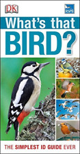 RSPB What`s That Bird? BOOK NEW