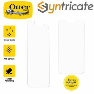 iPhone 13 Pro /13 Otterbox Amplify Glass Screen Protector Antimicrobial - Clear