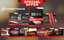 Toontrack EZkeys Complete v1.2.5 🔥Win x64🔥 Full Libraries & MIDI's Included 🔥