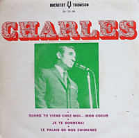 "Charles Aznavour - Charles (7"", EP) (Very Good Plus (VG+))  - 411909300"