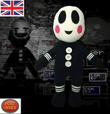 """NEW Hot FNAF Puppet Five Nights at Freddy's Marionette Clown Plush Toy 13"""""""