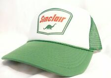 Sinclair Gas Trucker Hat mesh hat snapback hat Green