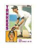 1984 Topps Don Mattingly New York Yankees #8 Baseball Card
