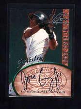 1997 SCOREBOARD JOSE CRUZ JR AUTHENTIC ON CARD AUTOGRAPH SIGNATURE AU851