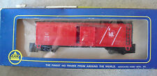 Vintage HO Scale AHM Central New Jersey Box Car in Box 5279 J