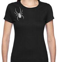 Lady Hale Spider Brooch T-Shirt - Glitter Supreme Court Judge Boris Johnson