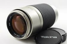 [Excellent+] Tokina AF ZOOM MACRO 100-300mm f/5.6-6.7 For Minolta Sony w/ Caps 2
