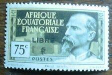 Afrique Equatoriale Française n°112, N**
