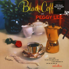 Peggy Lee BLACK COFFEE AND FEVER 180g DOL New Sealed Vinyl Record LP