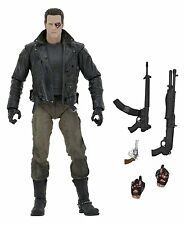 Neca Terminator Ultimate Police Station Assault T-800 7 Scale Action Figure