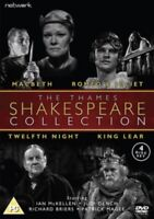 Nuovo The Thames Shakespeare Collection(4 Film) DVD