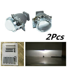 "2Pcs 3"" Bi Xenon Projector Lens LHD For Car Headlight 3.0 Koito Q5 35W Xenon Kit"
