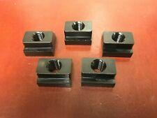 New listing 1/2-13 5/8 T-Nut 4140 Steel Black Oxide 10pcs