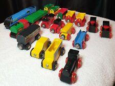 Brio Vehicle bundle - Trains - Carriages - Cars - Trucks