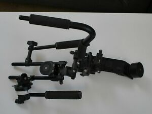 Cambo Kamera Shoulder Rig System | Komplett mit Follow Focus