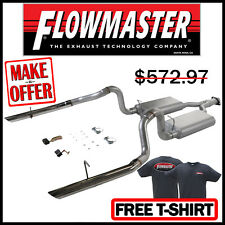 """Flowmaster 17276 1994-1997 Ford Mustang LX 3.8L V6 2.5"""" Cat-Back Exhaust System"""