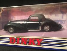 "DINKY ""Matchbox"" DY-14 BLACK Delahaye 145 with Original Box- New Old Stock"
