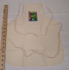 "New Small Children's ""Plato"" Tie on Publix Grocery Store Apron Only **READ**"