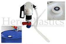 CDS SEC AdBlue DEF AUS32 pump pumpe Cuve IBC Fass vat fut Pompe pomp handpomp