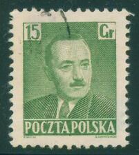 [JSC]European STAMP POLAND Polish POCZTA POLSKA Old Collection 15Gr