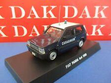 Die cast 1/43 Modellino Auto Carabinieri Fiat Panda 4x4 1988