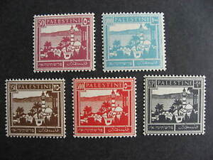 Palestine Sc 78, 80, 82, 83, 84 MH check them out!