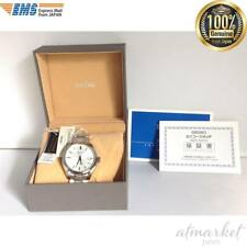 SEIKO PRESAGE SARX055 Japanese paper pattern silver dial mechanical from JAPAN