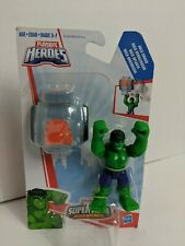 Hasbro Playskool Heroes Hulk Smash Marvel Super Hero Adventures. NIP