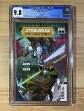 Star Wars High Republic #1 2021 Marvel Comics) 3rd Print CGC 9.8