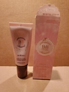 Etude House SPF30/PA++ Precious Mineral BB Cream #2 Sheer Glowing Skin New w Box